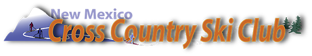 A friendly group of cross-country and back-country ski enthusiasts.