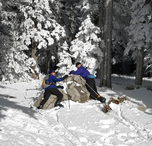 58 Rock on Trail