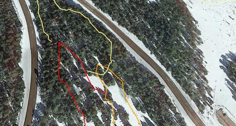 New Sandia Trail